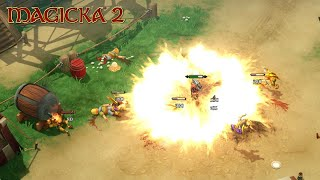 Magicka 2 [Gameplay, PC]