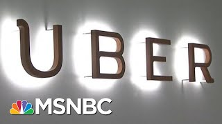 Federal Labor Board Lawyer Says Uber Drivers Should Be Contractors | Velshi & Ruhle | MSNBC