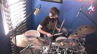 Zapętlaj Jason Hiner - Deep Inside - Incubus Drum Cover | phoenixdrummer09