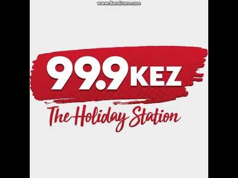 """25 Days of Christmas Radio 2017: Day 17: KESZ """"99.9 KEZ"""" Station ID 1:07pm"""
