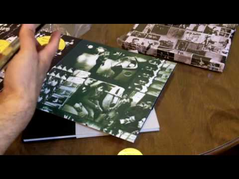 Rolling Stones Exile On Main Street Super Deluxe Unboxing