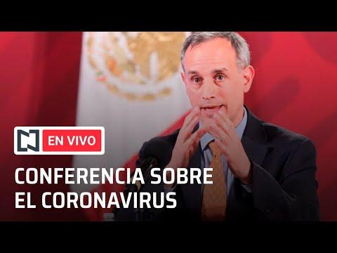 Conferencia Covid-19 México