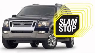 Доводчик двери на Ford Explorer U251 – Дотяжка автомобильных дверей SlamStop(, 2015-03-31T06:51:21.000Z)