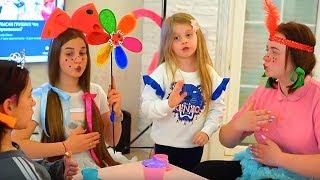 Дана и Куклы друзья Как все стали куклами?