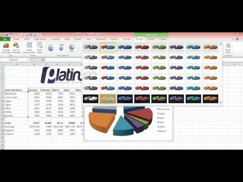 Excelling With Excel @ Platinum Stream Consulting