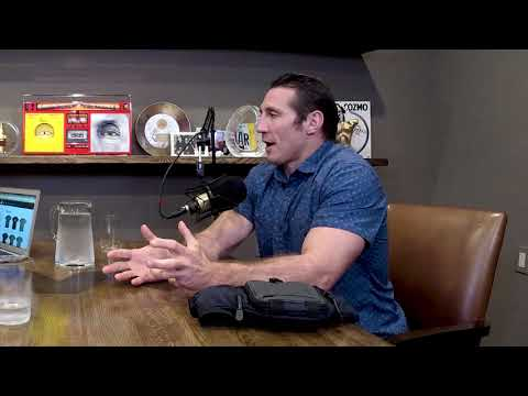 Tim Kennedy on The Forward podcast with Lance Armstrong