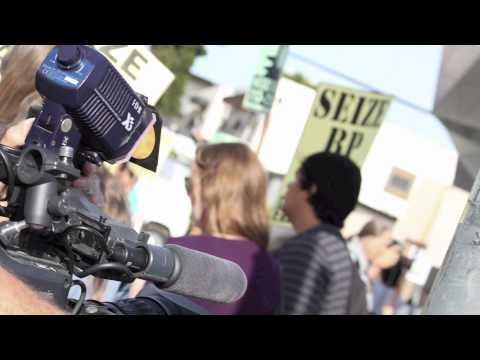 British Petroleum Bp Oil Spill Protest