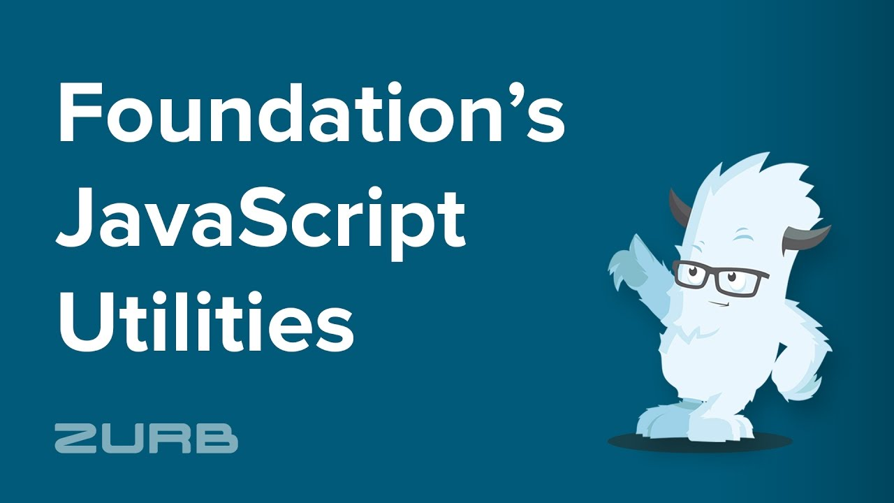 JavaScript Utilities | Foundation for Sites 6 Docs