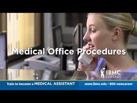 Medical Assistant at IBMC College | Fort Collins, Greeley, Longmont and Cheyenne 60 Second