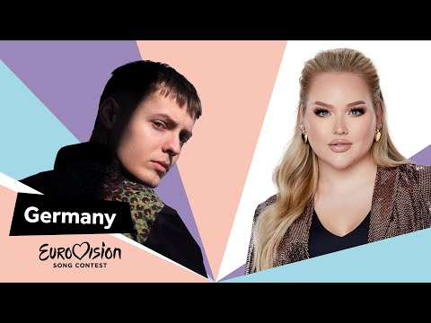 Eurovisioncalls Ben Dolic - Germany 🇩🇪 with NikkieTutorials