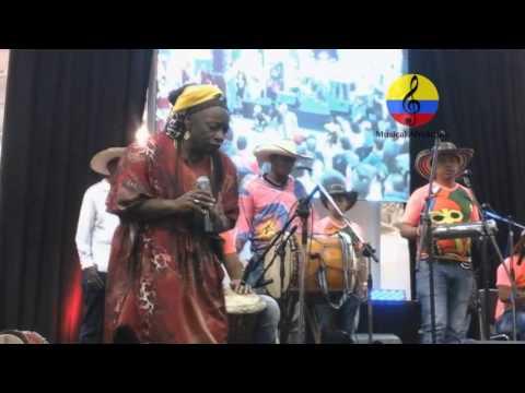 """Música afro colombiana. """"Los Hijos de Obatalá"""". III parte"""