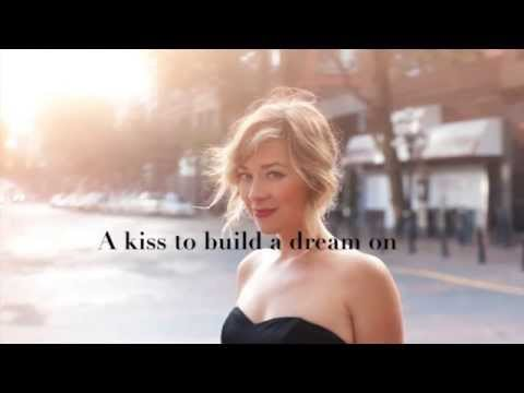 Jill Barber  A Kiss To Build A Dream On