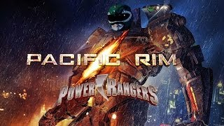 PACIFIC RIM TRAILER (POWER RANGERS VERSION)