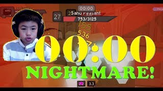 NIGHTMARE MODE IS REALLY NIGHTMARE!! IN ROBLOX DUNGEON QUEST. LET'S PLAY WITH BEN TOYS AND GAMES
