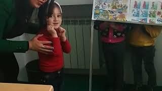 Урок русского языка дошкольной младшей группы