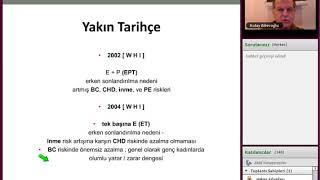 TSRM Webinar Menopoza Güncel Yaklaşım - Prof Dr Kutay Biberoğlu