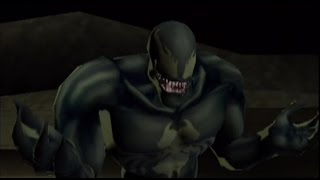 Marvel Nemesis: Rise of the Imperfects: Venom (Me) Vs Hazmat (CPU)