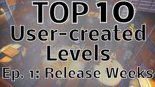 Top 10 User-created Hat in Time Levels Ep. 1: Release Weeks