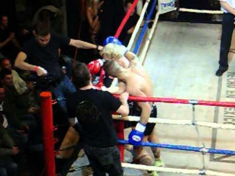 Fightclub Berlin Daniel Grosenick