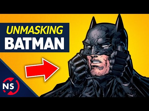 Is It ILLEGAL To Reveal BATMANs Secret Identity