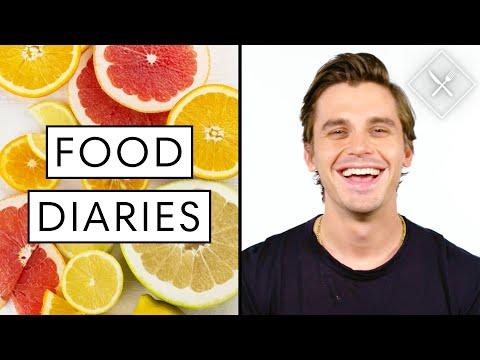 Everything Queer Eye's Antoni Porowski Eats In A Day | Food Diaries: Bite Size | Harper's BAZAAR