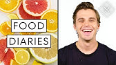 Everything Queer Eye's Antoni Porowski Eats In A Day | Food Diaries: Bite Size | Harper's BAZAAR