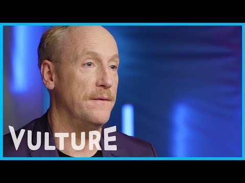 Matt Walsh On How He Manages To Always Be Eating On Veep