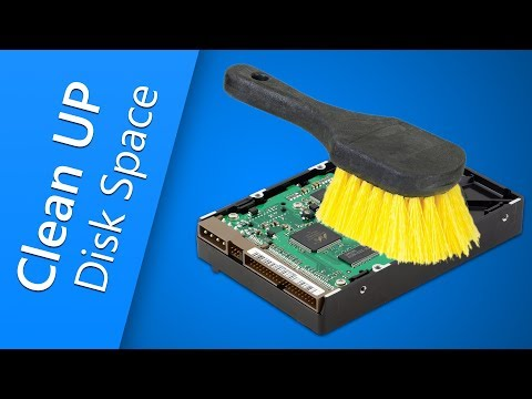 5 Tips to Clean Up Disk Space in Windows 10