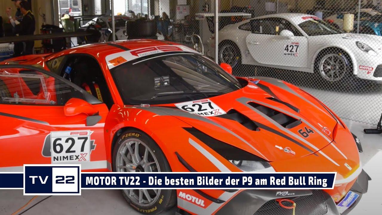 MOTOR TV22: Die besten Bilder der P9 Challenge am Red Bull Ring - Racing pur! Teil 4