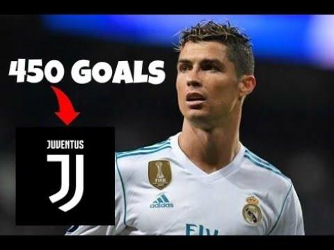 Cristiano Ronaldo All 450 Goals- Real Madrid w English Commentary