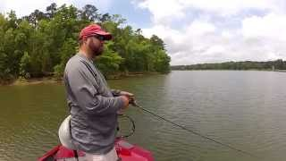 Fishing for fish. How to Cover Water to Catch More Fish