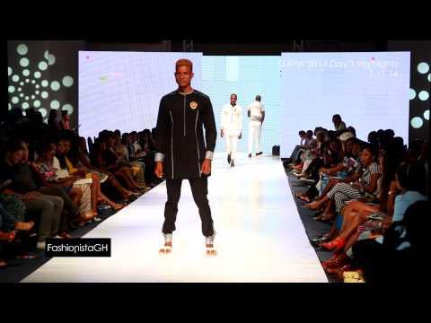 Glitz Africa Fashion Week 2014 _ Day 1 Highlights _ #fghTV