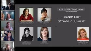 """Fireside Chat """"Women In Business"""""""