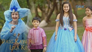 Daig Kayo Ng Lola Ko: Alice joins the Santacruzan (full episode)