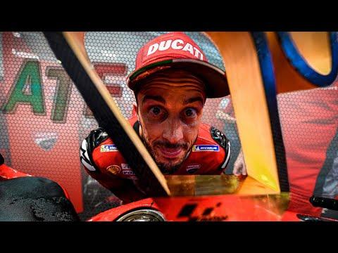 After the Flag   2019 #AustrianGP: Dovi vs Marquez last lap classic
