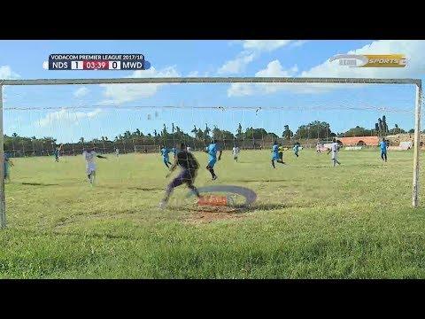 Magoli matatu ya Ndanda SC kipindi cha kwanza: Ndanda SC vs Mwadui FC (VPL 23/05/2018