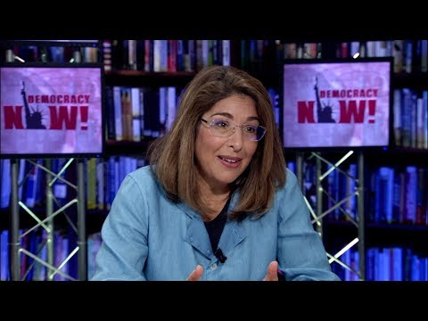 """No Is Not Enough"": Best-Selling Author Naomi Klein on Challenging Trump's Shock Doctrine Politics"