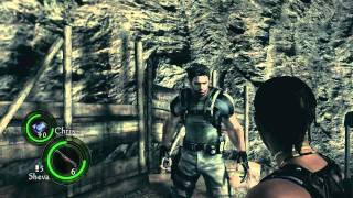 Resident Evil 5 - Kooperacja (ronald & Vertez) #04 PC HD