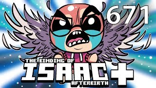 The Binding of Isaac: AFTERBIRTH+ - Northernlion Plays - Episode 671 [Bedrock]