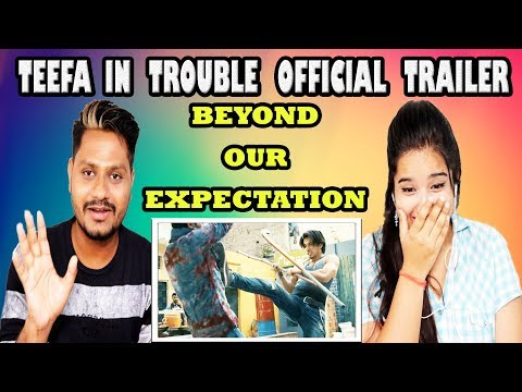 Indian Reaction On  Teefa In Trouble Official Trailer - Ali Zafar - Maya Ali | krishna views