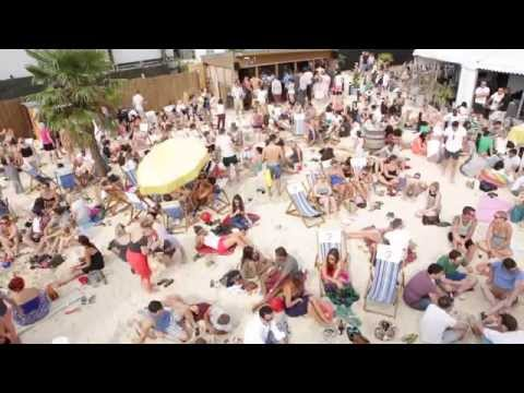 Your summer, sorted! Camden Beach at the Roundhouse