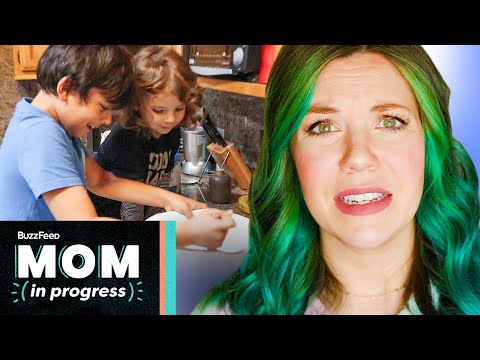 I Let My Kids Make Breakfast For A Week