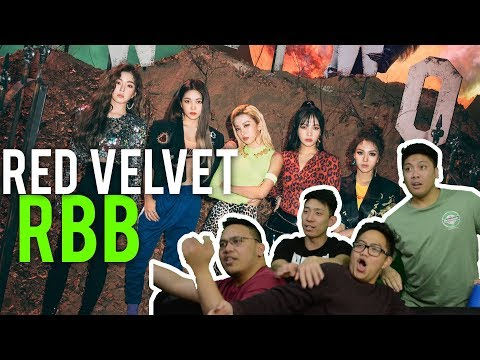 "RED VELVET Pls Don't Trust That ""REALLY BAD BOY"" (RBB MV Reaction)"