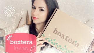 Unique Healthy Snack: Boxtera Review Thumbnail