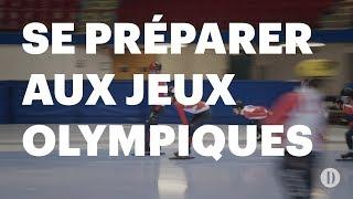 Se préparer aux Jeux olympiques