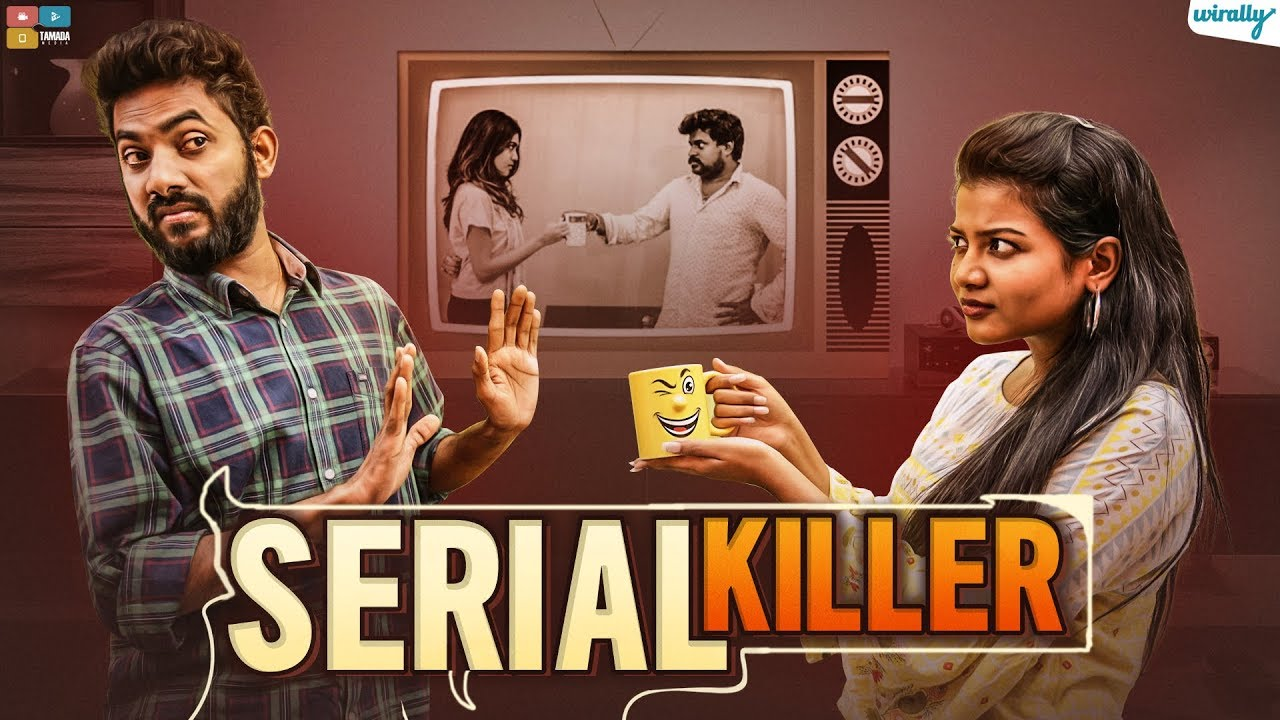 Serial Killer || Wirally Originals