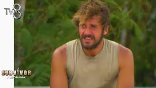 Berkan ve Cemal Canın Çığlıkları  Survivor Panorama 131. Bölüm