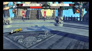 [Blade & Soul] PvP Championship 2014 - Jin Blade Master vs. Lyn Blade Master (Final Match A / BO3)