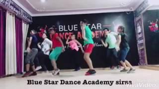 Hawa Hawa | mubarkan movie | dance choreography by Blue star