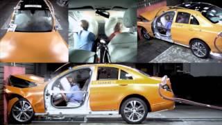 Die Entwicklung der neuen Mercedes C-Klasse W205 (development of the new C-Class)